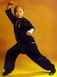 Inside Kung-Fu: Sifu Y.C.Wong