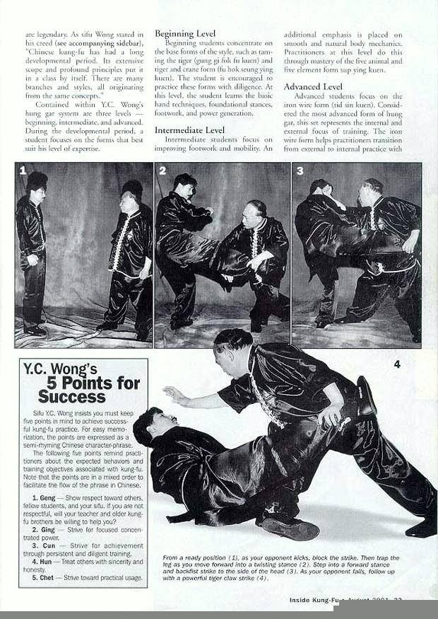 Inside Kung-Fu: Hungga - čínský pramen mládí